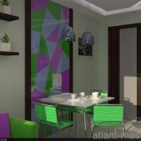 Дизайн проект кухни 2