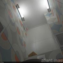 Дизайн проект ванной 4