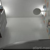 Дизайн проект ванной 5