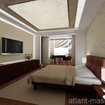 Пример дизайна квартиры-студии 1