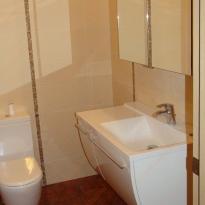 Грамотное расположение раковины в туалете