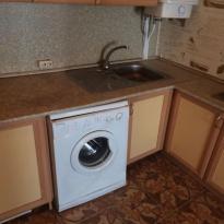 Фото кухни до начала ремонта
