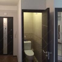 Туалет и ванная после ремонта