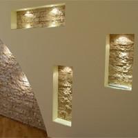 Ниши в стенах - примеры работ